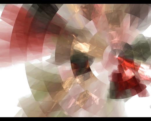 Circles fractal